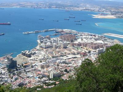Gibraltar Sehenswurdigkeiten Karte.Gibraltar Sehenswurdigkeiten Infos Touren Affen Und